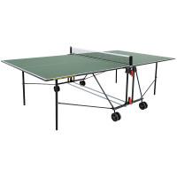 Теннисный стол для помещений Sunflex Optimal Indoor зеленый