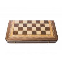 Шахматы Турнирные-2 инкрустация 40, Zeynalyan