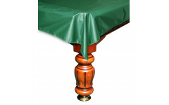 Покрывало Стандарт 9фт ПВХ влагостойкое зелёное