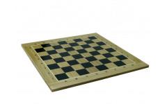 Шахматная доска нескладная 50мм, дуб