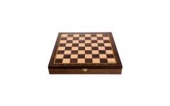Шахматный ларец Турнирный бук, 40мм