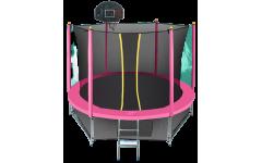 Батут Hasttings Classic Game Pink (3,05 м)