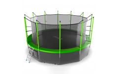 Батут EVO JUMP Internal 16ft (Green) + Lower net