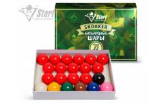 Шары Classic Snooker 52,4мм, 102