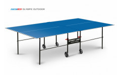Стол теннисный Start line Olympic Outdoor BLUE