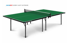 Теннисный стол Start Line Sunny Light Outdoor green