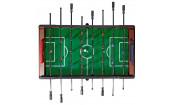 Настольный футбол (кикер) «Maccabi» (140x75x89, махагон, складной)