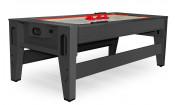 Cтол-трансформер «Twister» 3 в 1 (бильярд, аэрохоккей, настольный теннис, 217 х 107,5 х 81 см, черный)